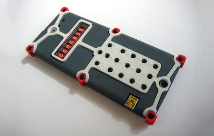 Bygg din egen laddarmöbel | Mobil
