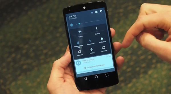 android-l-snabbinstallningar