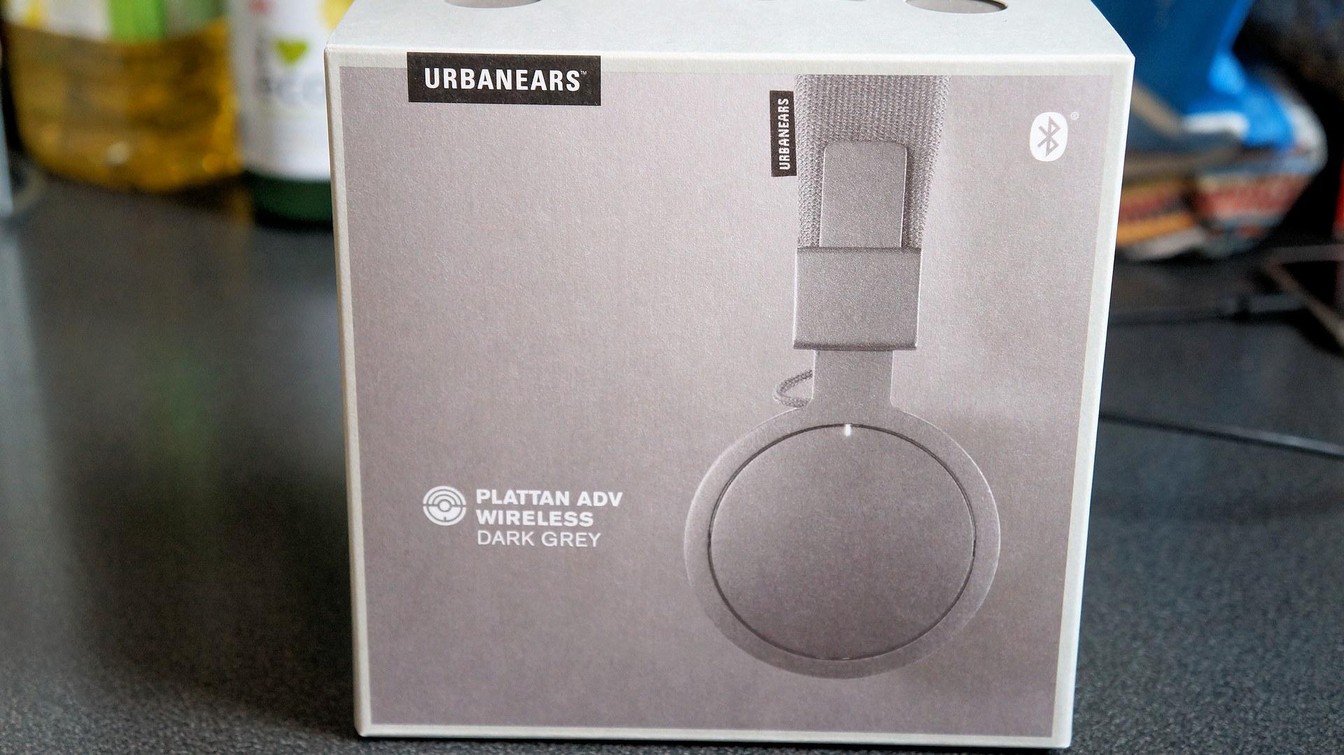Test av trådlösa Bluetooth-hörlurarna Urbanears Plattan ADV Wireless ... 57e0ad2caa34a