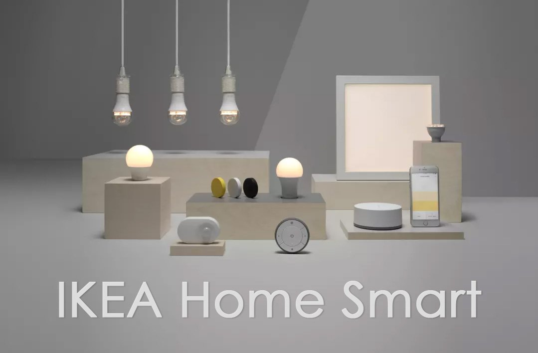 Ikea Home Smart kompatibelt med Google Home Swedroid