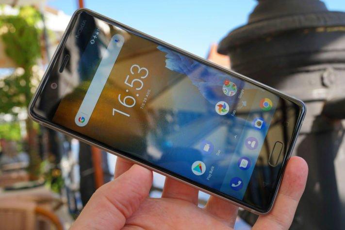 Test av Nokia 8