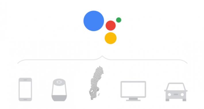 Google Assistant utökas med svenskt språkstöd i år