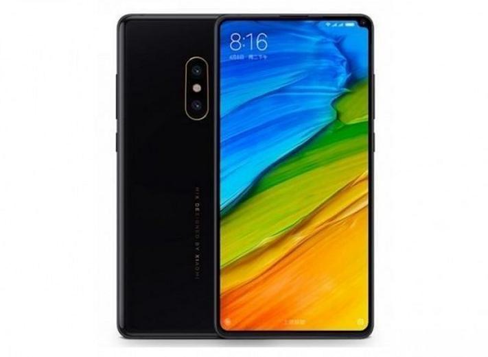 Xiaomi Mi Mix 2S på väg med Snapdragon 845, 3400mAh och Oreo