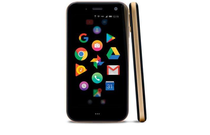 Här är 3,3-tumstelefonen Palm – har 720p och 3GB RAM