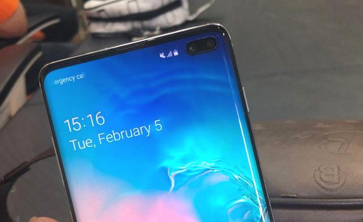 Norsk reklamfilm för Samsung Galaxy S10 sändes i förtid