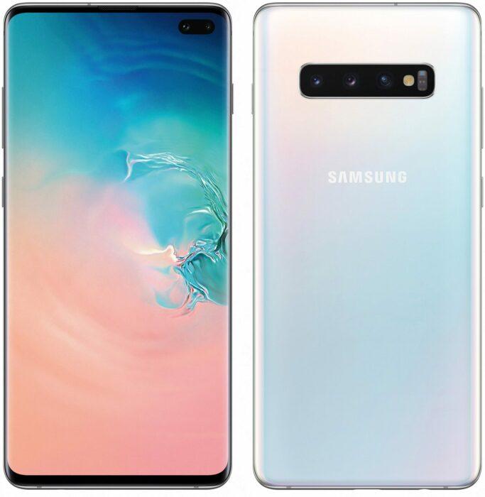 Samsung lanserar trion Galaxy S10+, Galaxy S10 och S10e