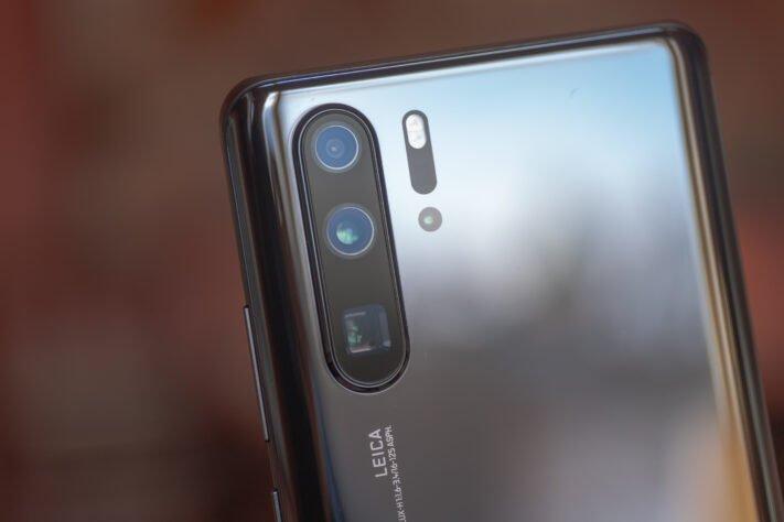 Sony ligger bakom kamerakvartetten i Huawei P30 Pro
