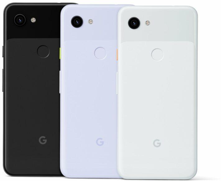 Google slutar sälja Pixel 3a och 3a XL