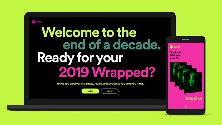 Nu är Spotifys årssummering tillgänglig i appen och på webben