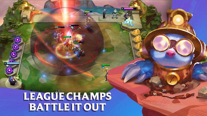 League of Legends-baserade strategispelet Teamfight Tactics nu i Google Play