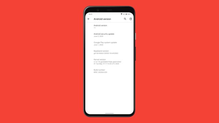 Google släpper Android 11 beta 2 för Pixel-serien