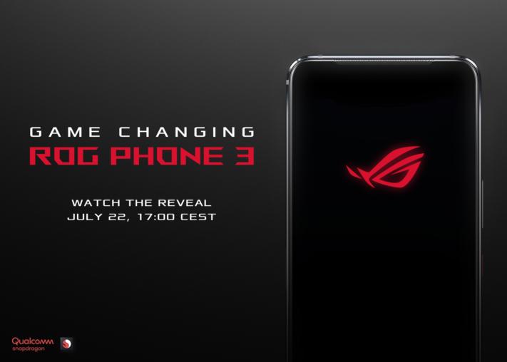 Vilka specifikationer vill du se i ASUS ROG Phone 3? [Tävling]