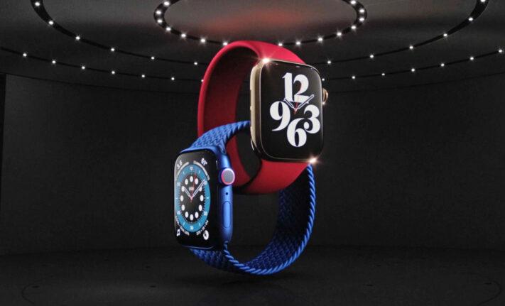 Apple introducerar Watch Series 6 och den mindre kostsamma Watch SE [Konkurrensen]