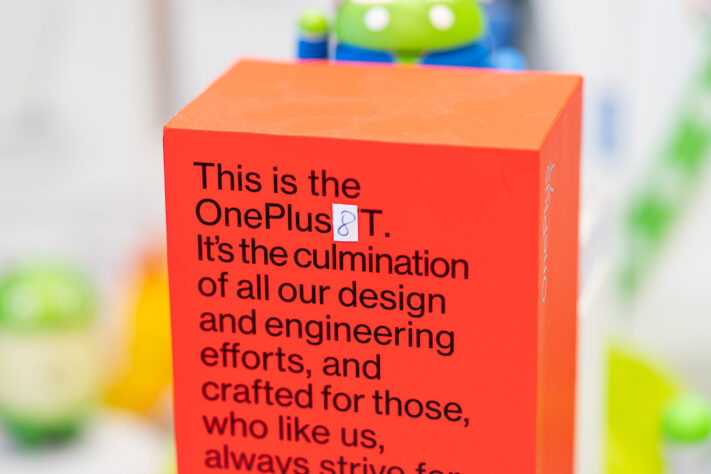 OnePlus 8T presenteras officiellt 14 oktober