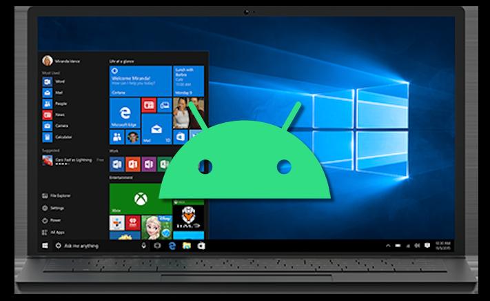 Rapport: Microsoft vill föra Androidappar till Windows