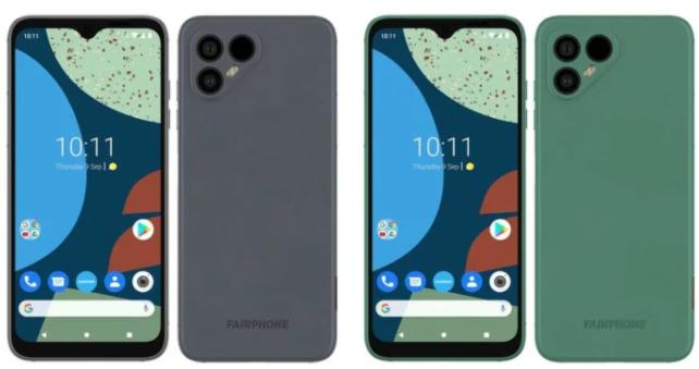 Fairphone presenterar ny telefon 30 september