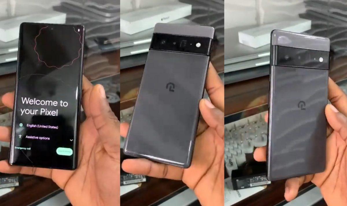 Bild jämför storleken mellan Samsung Galaxy S22, S22+ och S22 Ultra