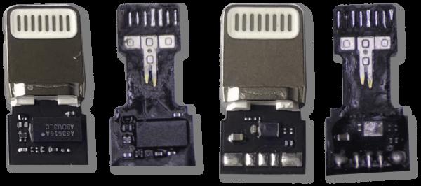 Robotikstudent har lyckats ge Iphone X en fungerande USB-C-port